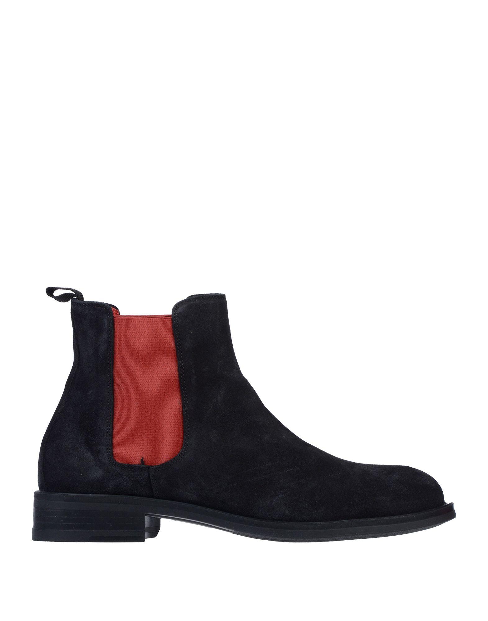 《送料無料》GIANFRANCO LATTANZI レディース ショートブーツ ブラック 35 革 / 伸縮繊維
