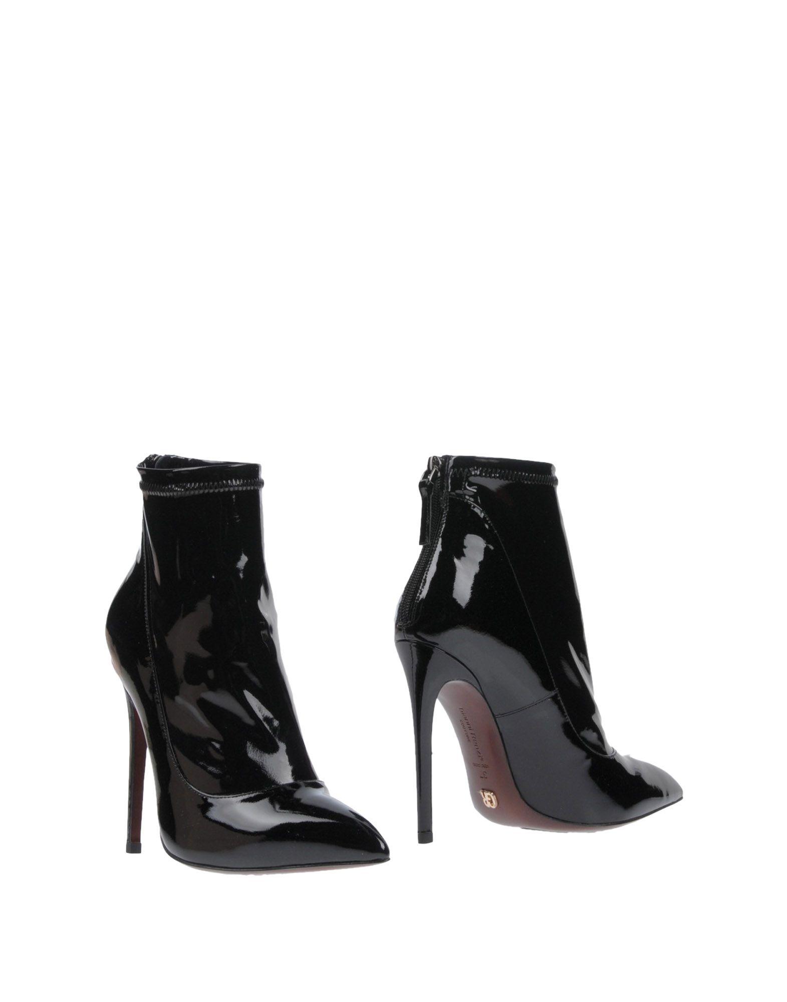 GIANNI RENZI®  COUTURE Полусапоги и высокие ботинки moschino couture сандалии