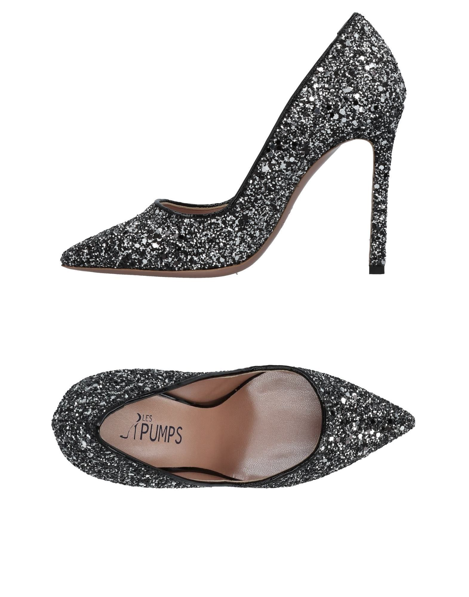 LES PUMPS Туфли silver patent leather thin high heels pointed toe pumps sexy woman shoes mixed colors fur ball decoration dress pumps high heels