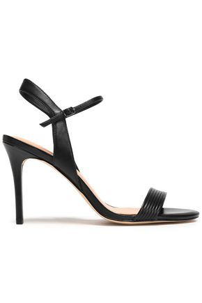 HALSTON HERITAGE Winnie leather sandals