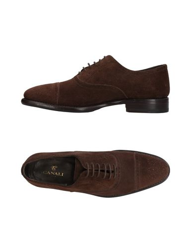 CANALI Chaussures à lacets homme