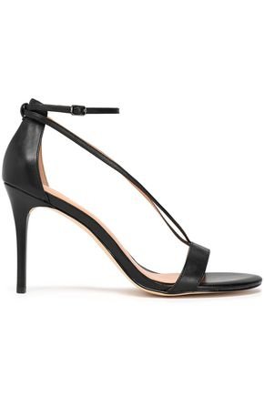 HALSTON HERITAGE Evie leather sandals