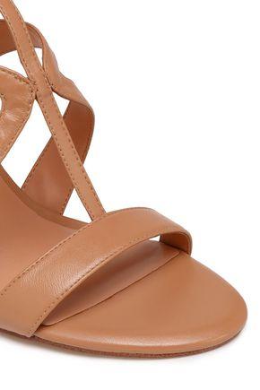 209da020957637 ... HALSTON HERITAGE Jordan suede sandals ...