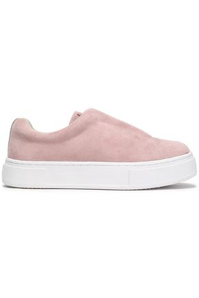 EYTYS Suede platform slip-on sneakers