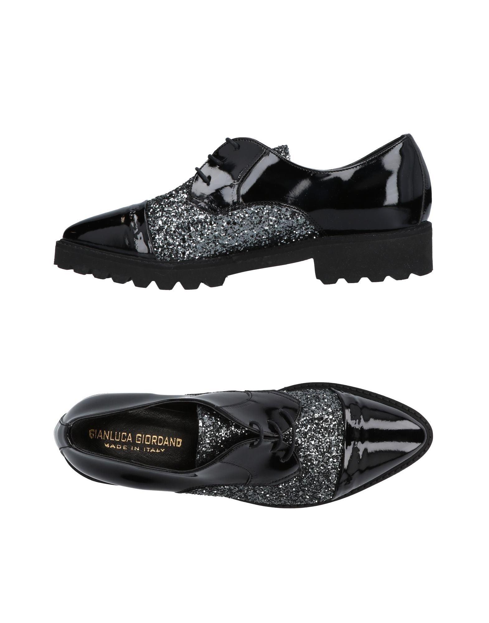 где купить GIANLUCA GIORDANO Обувь на шнурках по лучшей цене