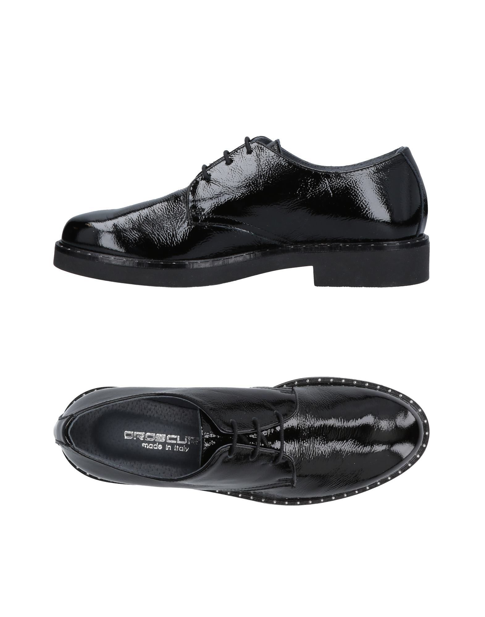 OROSCURO Обувь на шнурках oroscuro мокасины