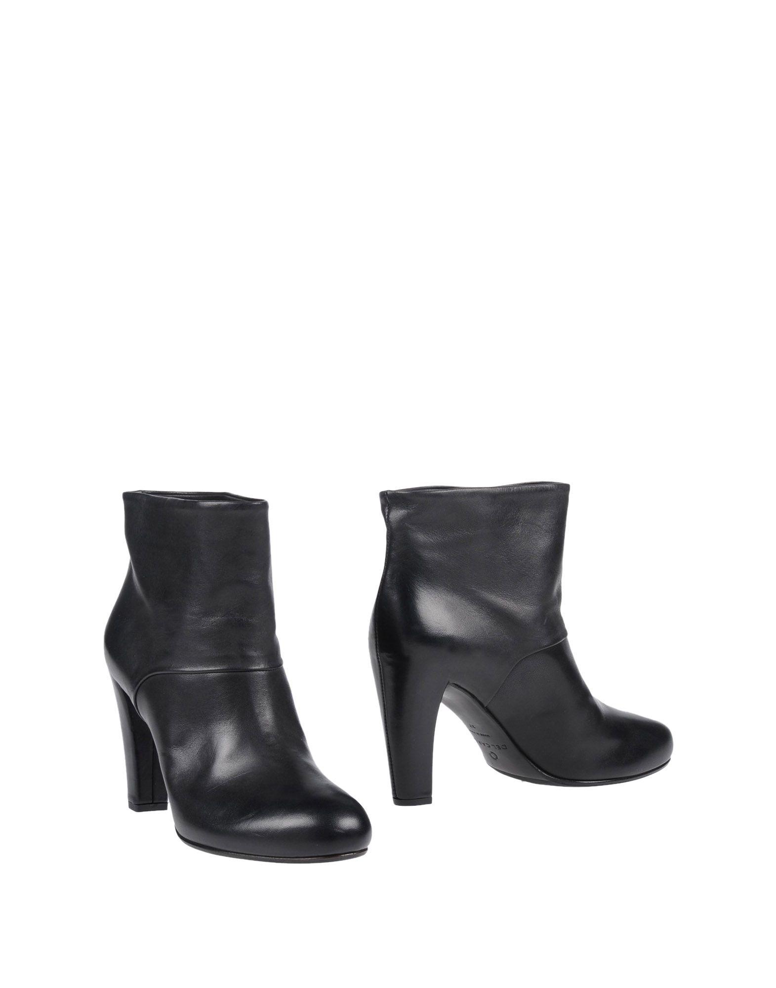 DEL CARLO Полусапоги и высокие ботинки magazzini del sale полусапоги и высокие ботинки