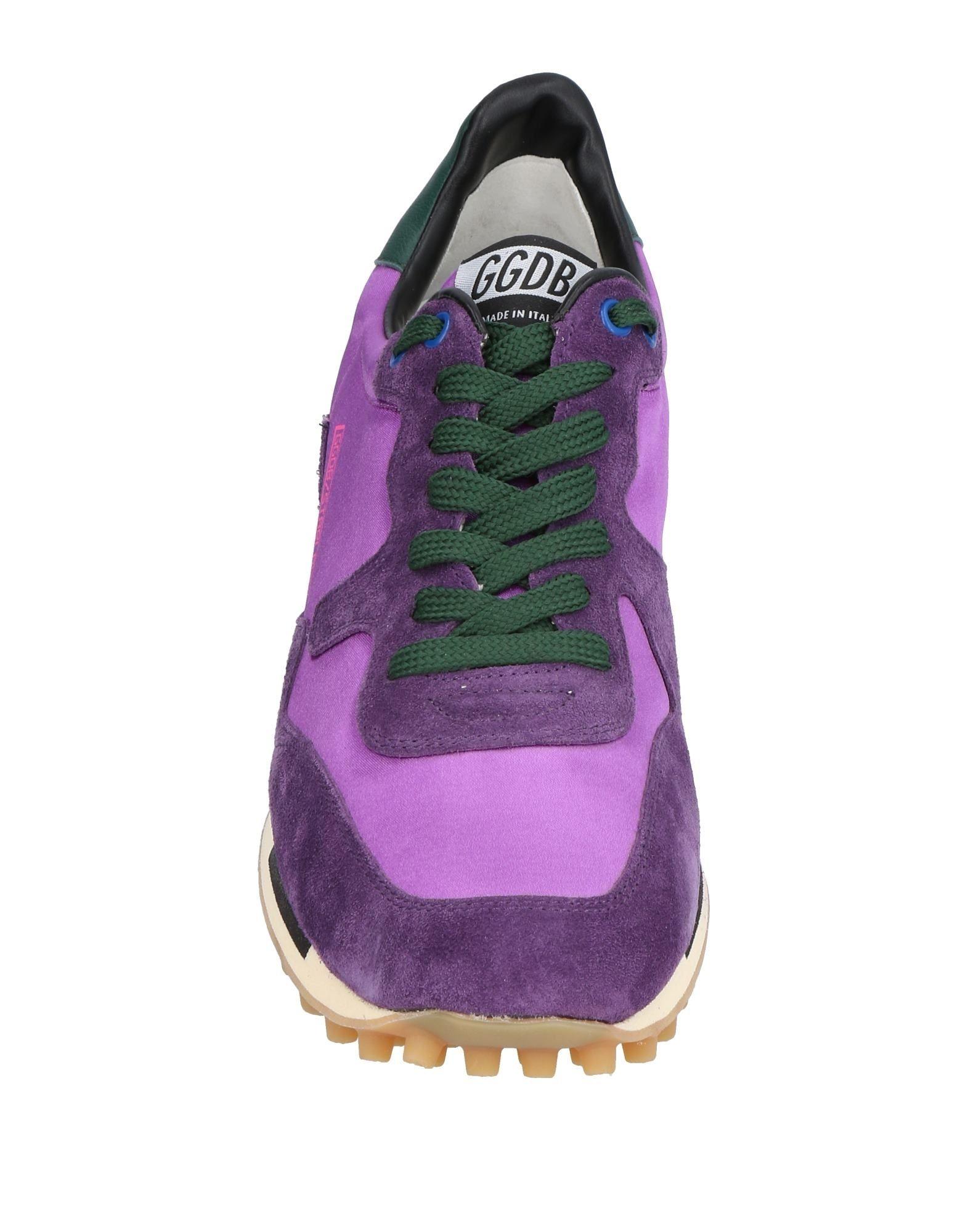 971849937e827 Latest Golden Goose Deluxe Brand Calzado Sneakers   Deportivas Morado