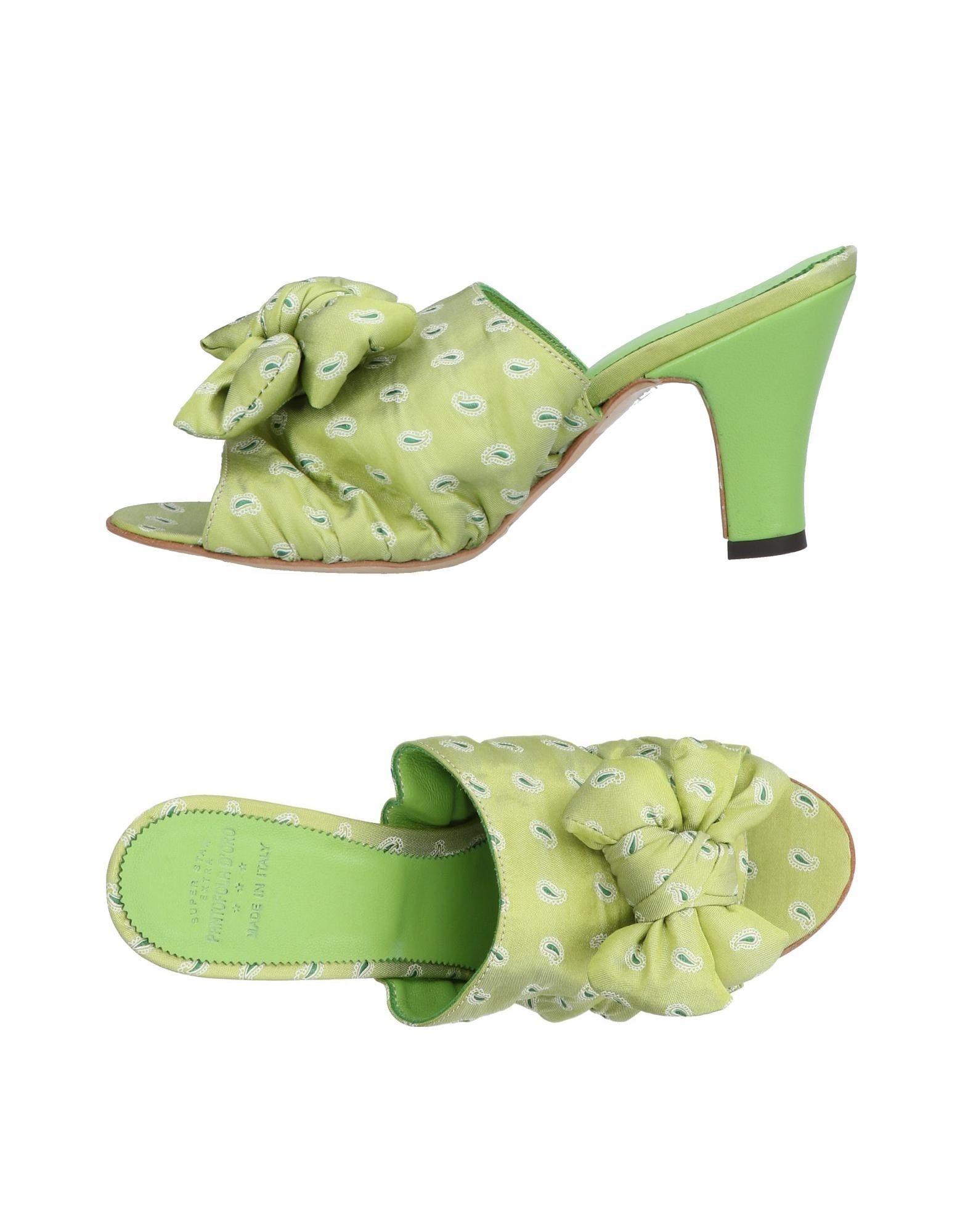 PANTOFOLA D'ORO Сандалии pantofola d oro сандалии