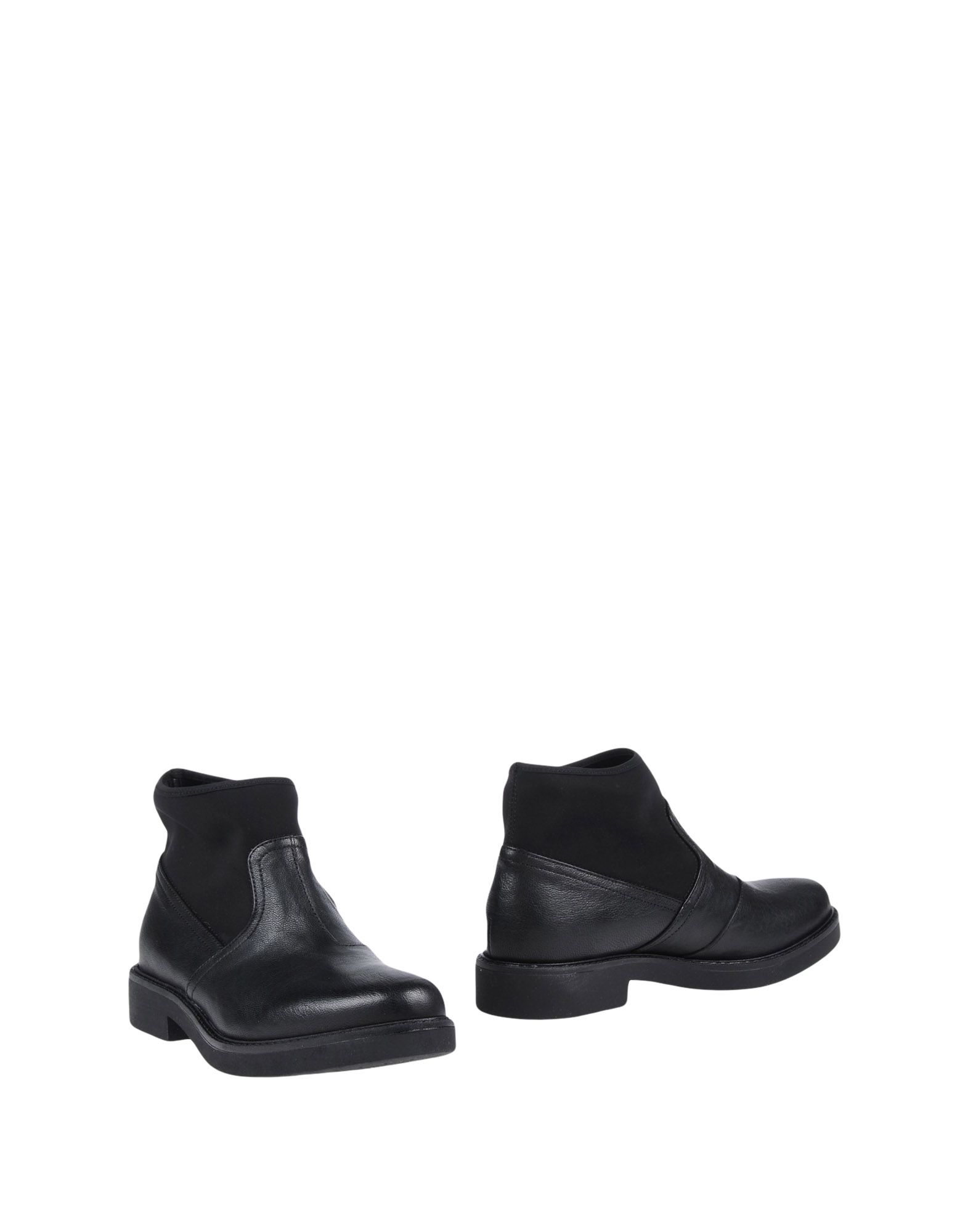 OROSCURO Полусапоги и высокие ботинки grey mer полусапоги и высокие ботинки