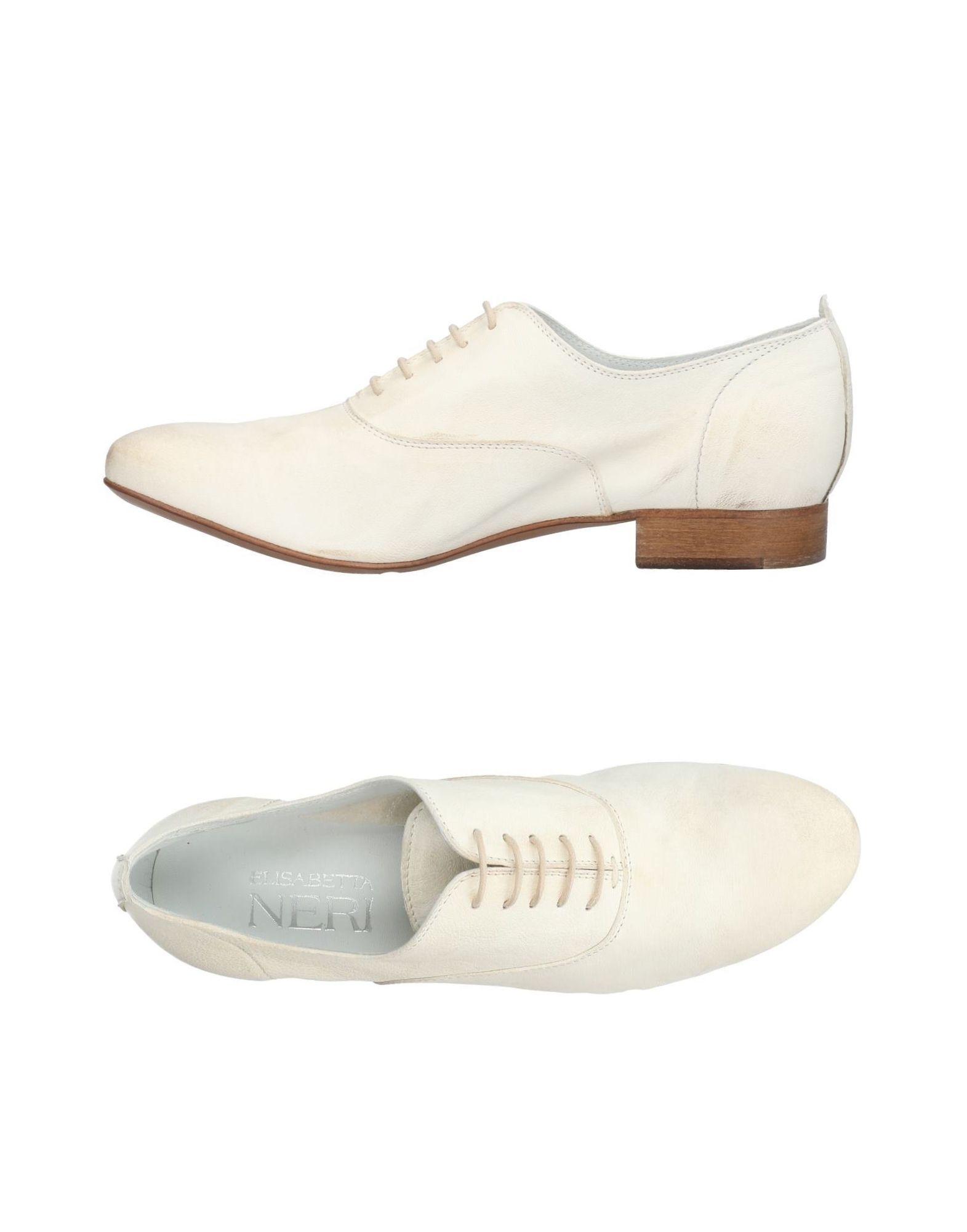 ELISABETTA NERI Обувь на шнурках обложка neri karra