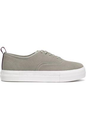 EYTYS Suede platform sneakers