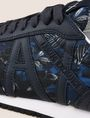 ARMANI EXCHANGE TROPICAL FLORAL RETRO LOWTOP SNEAKER Sneakers Man a