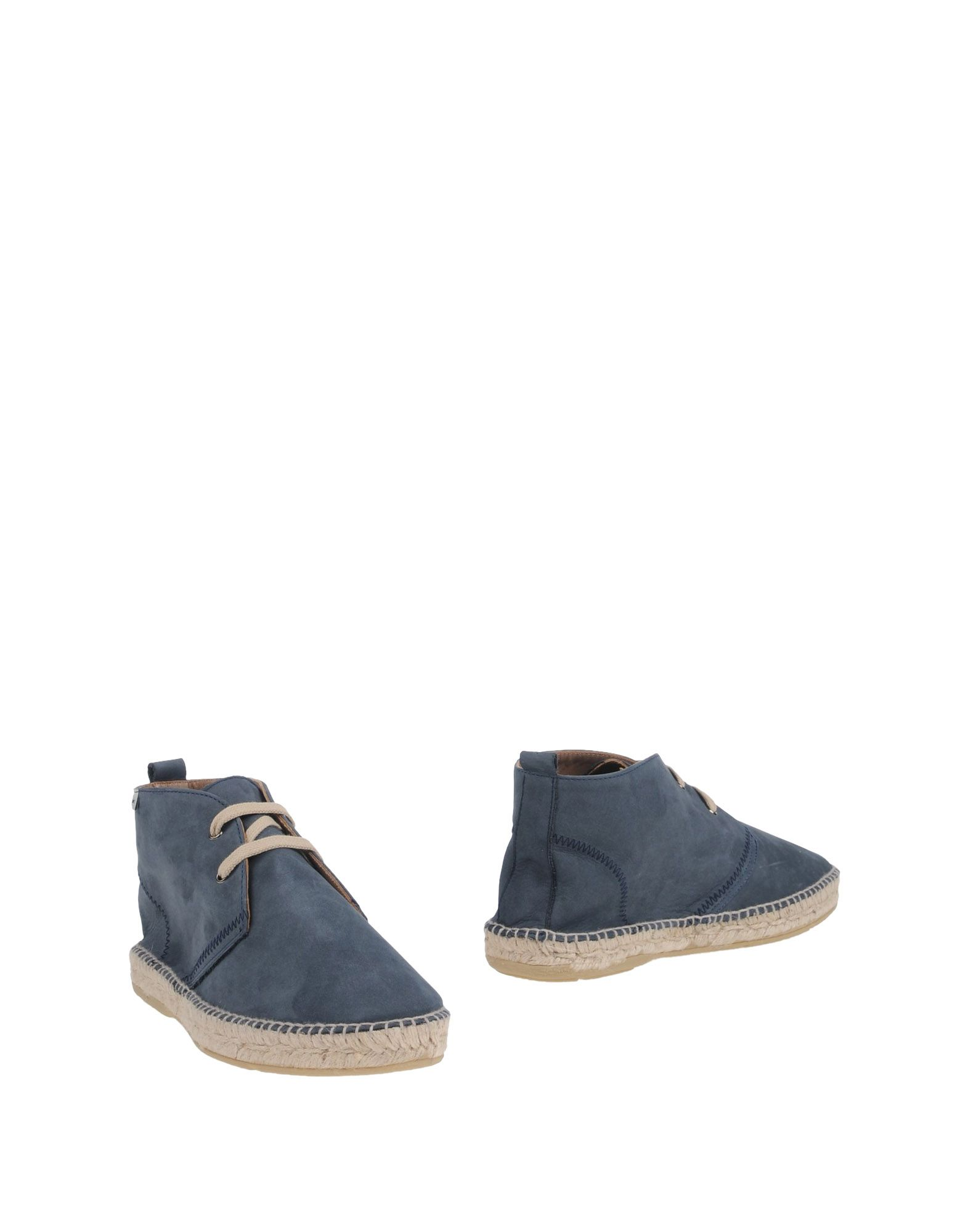 ESPADRILLES Boots in Slate Blue