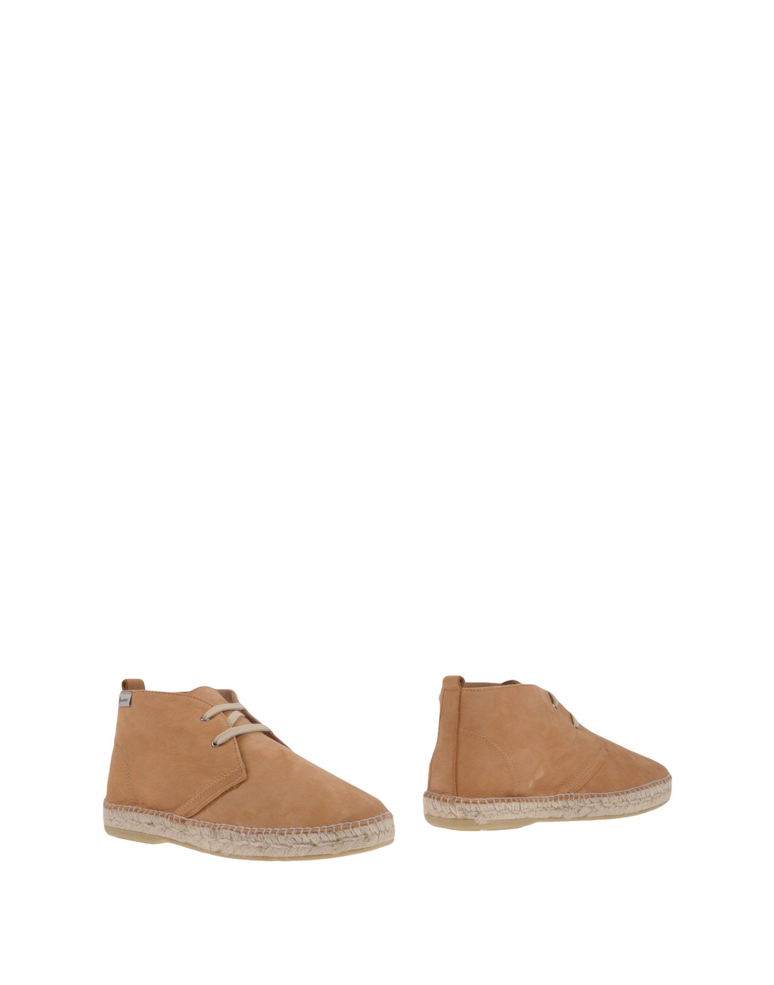 ESPADRILLES Boots in Tan