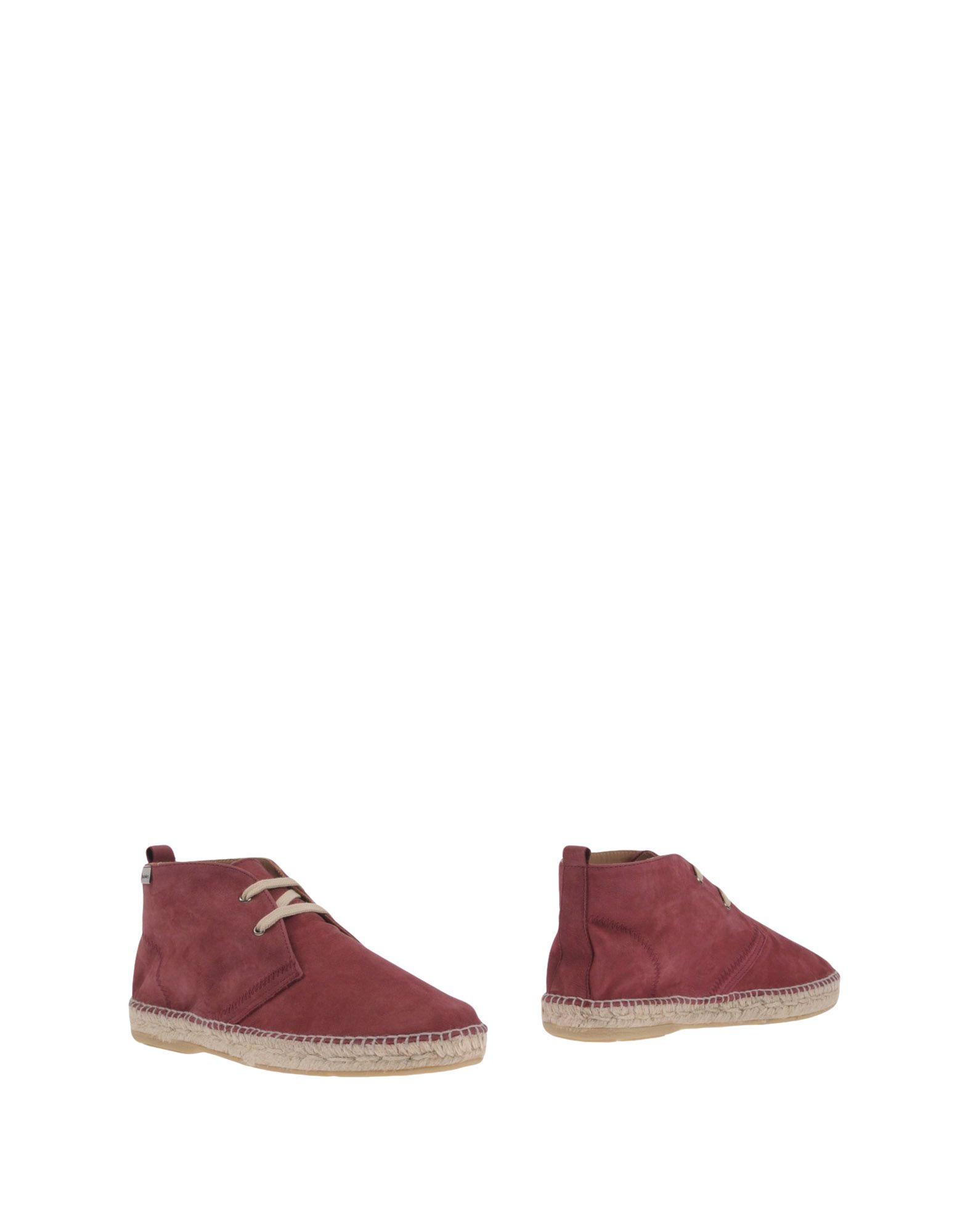 ESPADRILLES Boots in Maroon