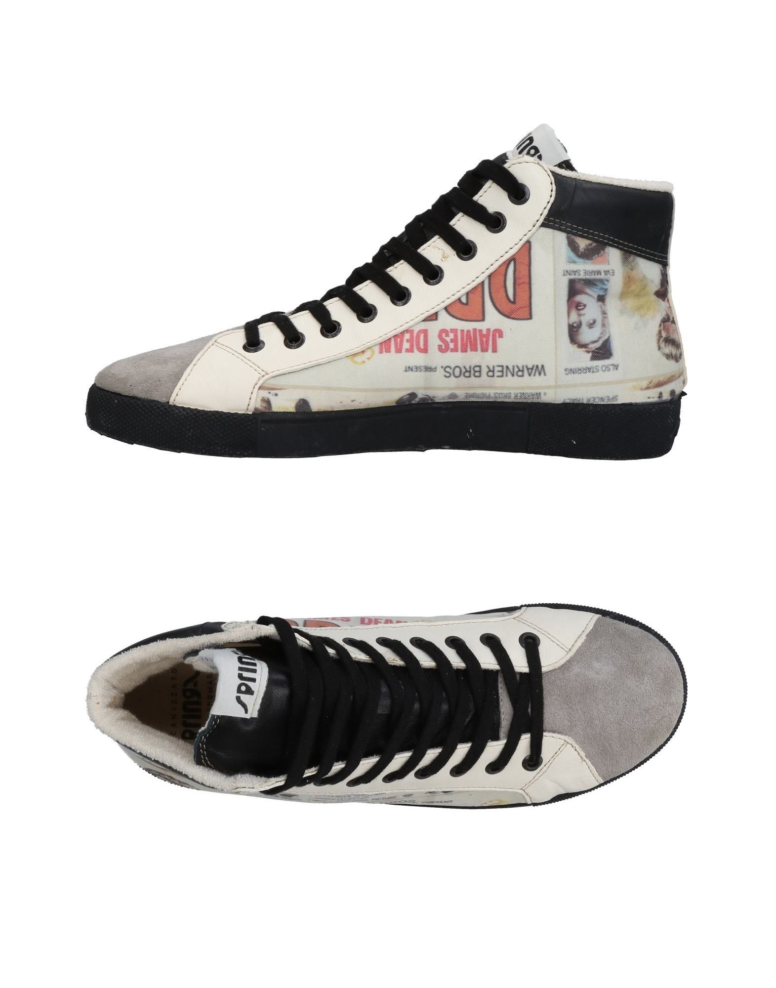 SPRINGA | SPRINGA High-tops & sneakers | Goxip