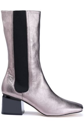 SIGERSON MORRISON Eartha metallic leather boots