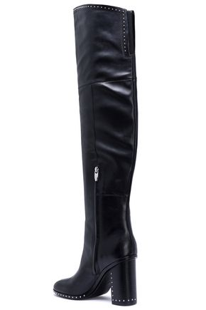 bfc4032033a ... SIGERSON MORRISON Mars studded thigh boots