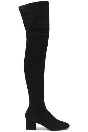 SIGERSON MORRISON Karissa suede thigh boots