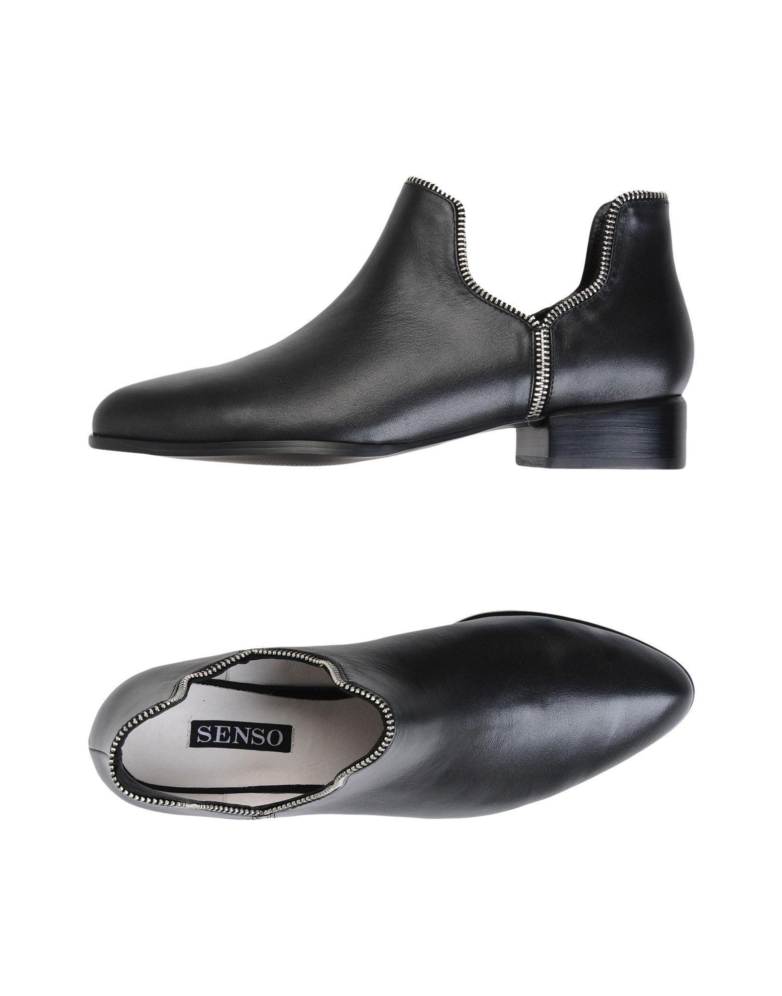 SENSO Полусапоги и высокие ботинки lex senso 900