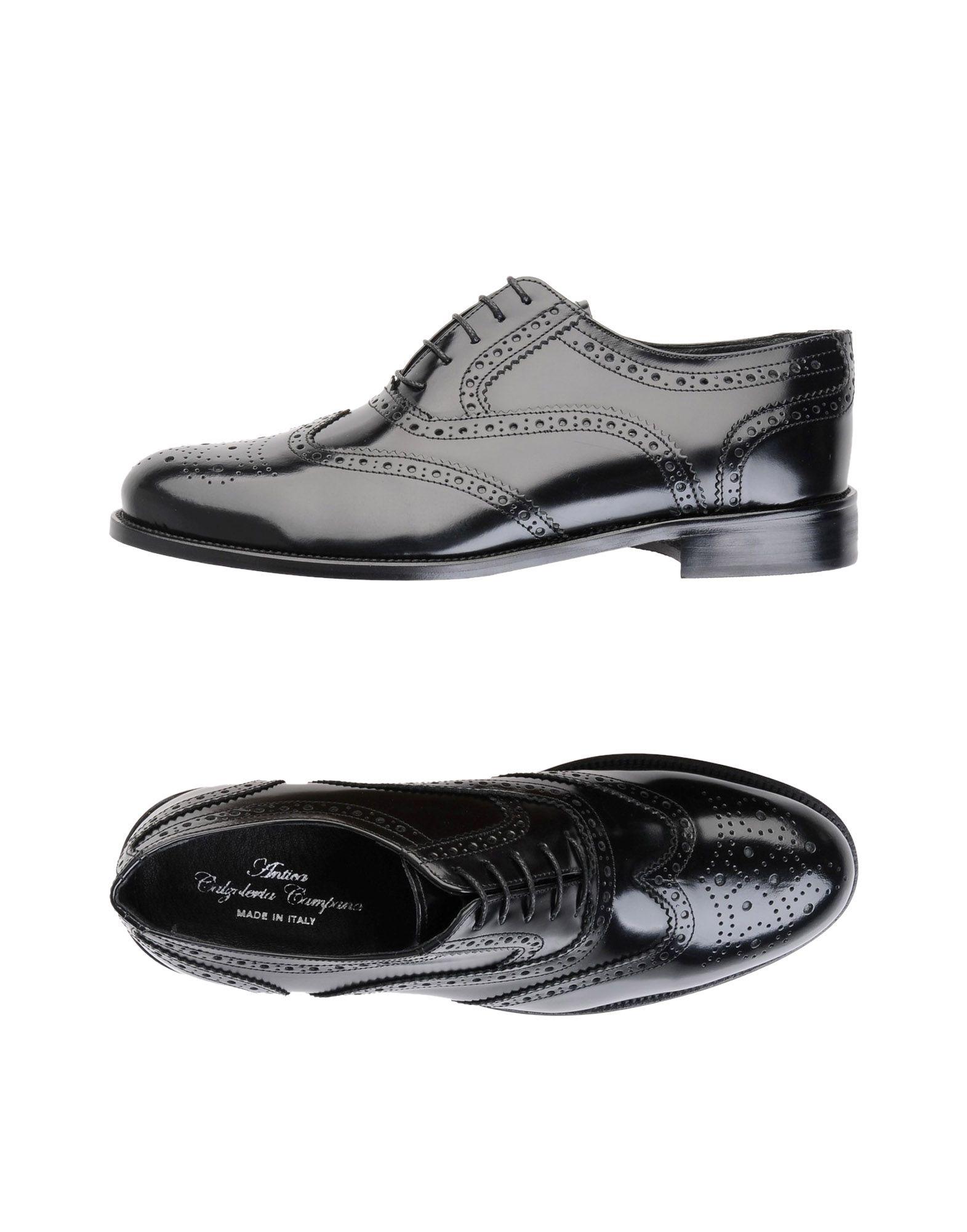 ANTICA CALZOLERIA CAMPANA Обувь на шнурках osgona antica md6682 14 7 779218