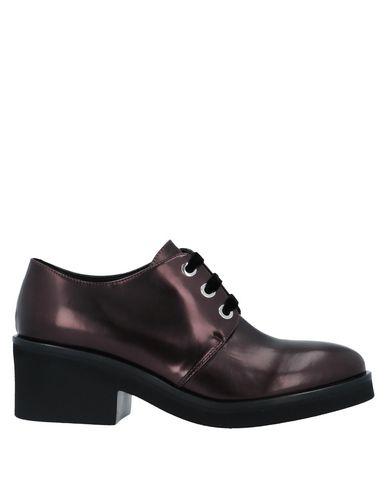 Фото - Обувь на шнурках от VIC MATIĒ красно-коричневого цвета