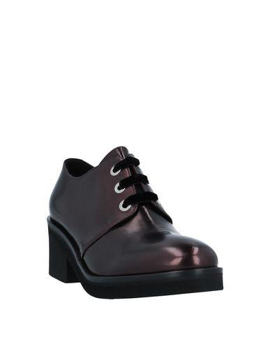 Фото 2 - Обувь на шнурках от VIC MATIĒ красно-коричневого цвета