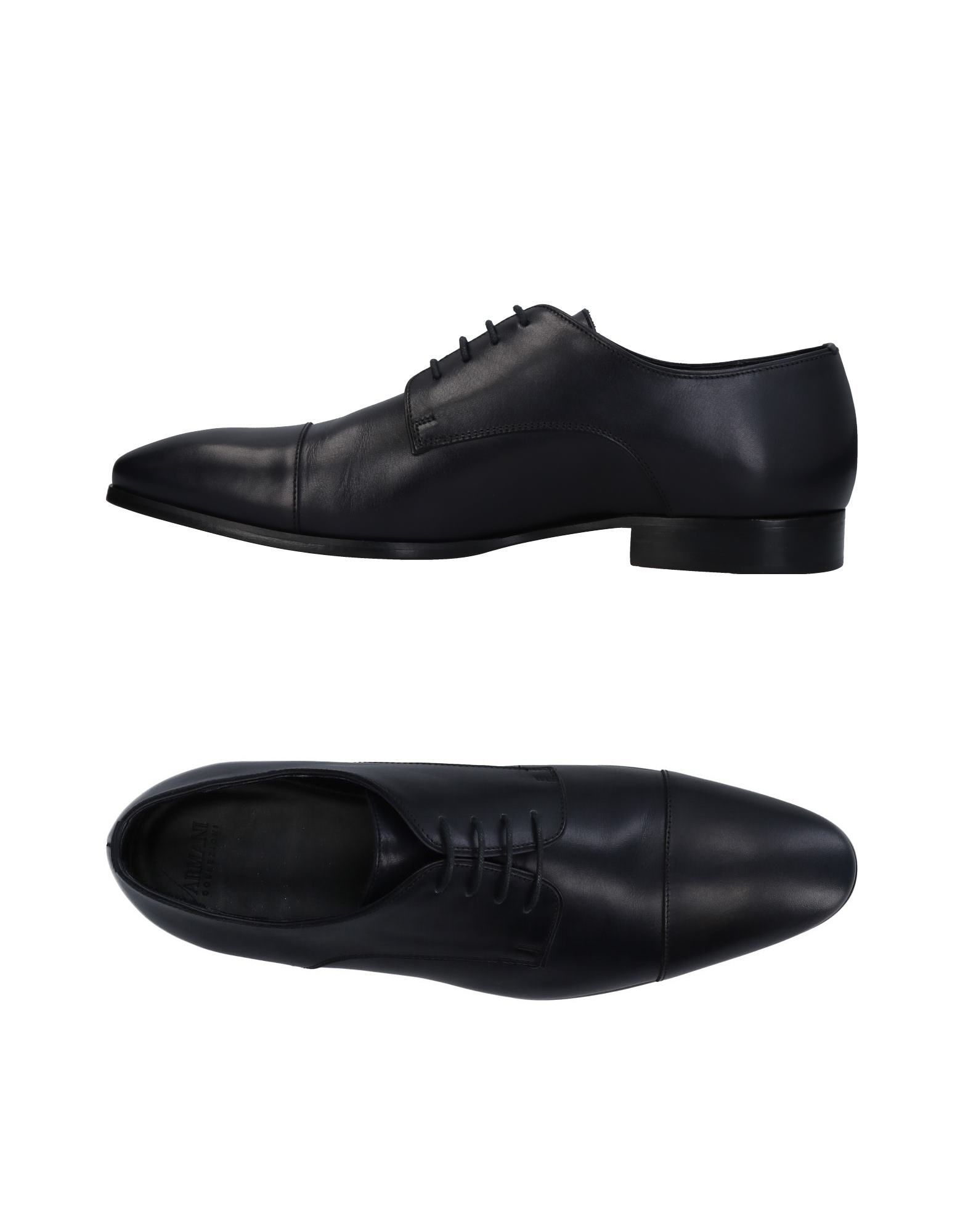 Фото - ARMANI COLLEZIONI Обувь на шнурках обувь на высокой платформе dkny