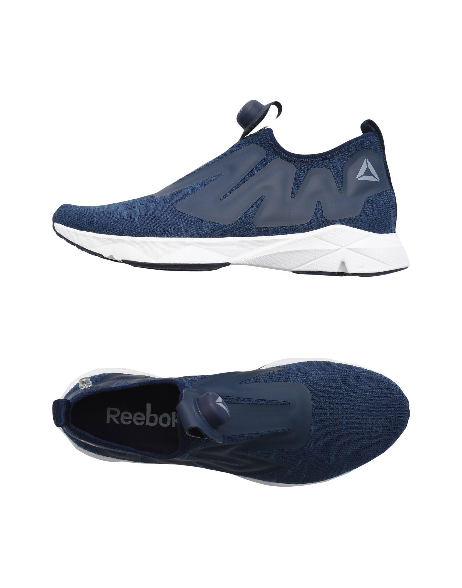 REEBOK Низкие кеды и кроссовки кроссовки reebok reebok re160awalnw3 page 6