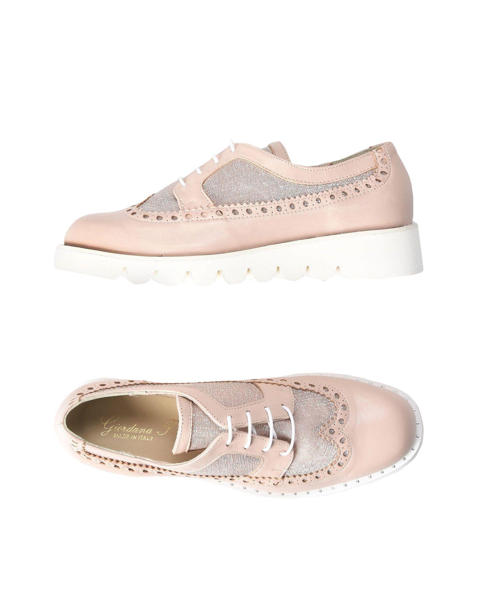 GIORDANA F. Обувь на шнурках f lli rosana обувь на шнурках