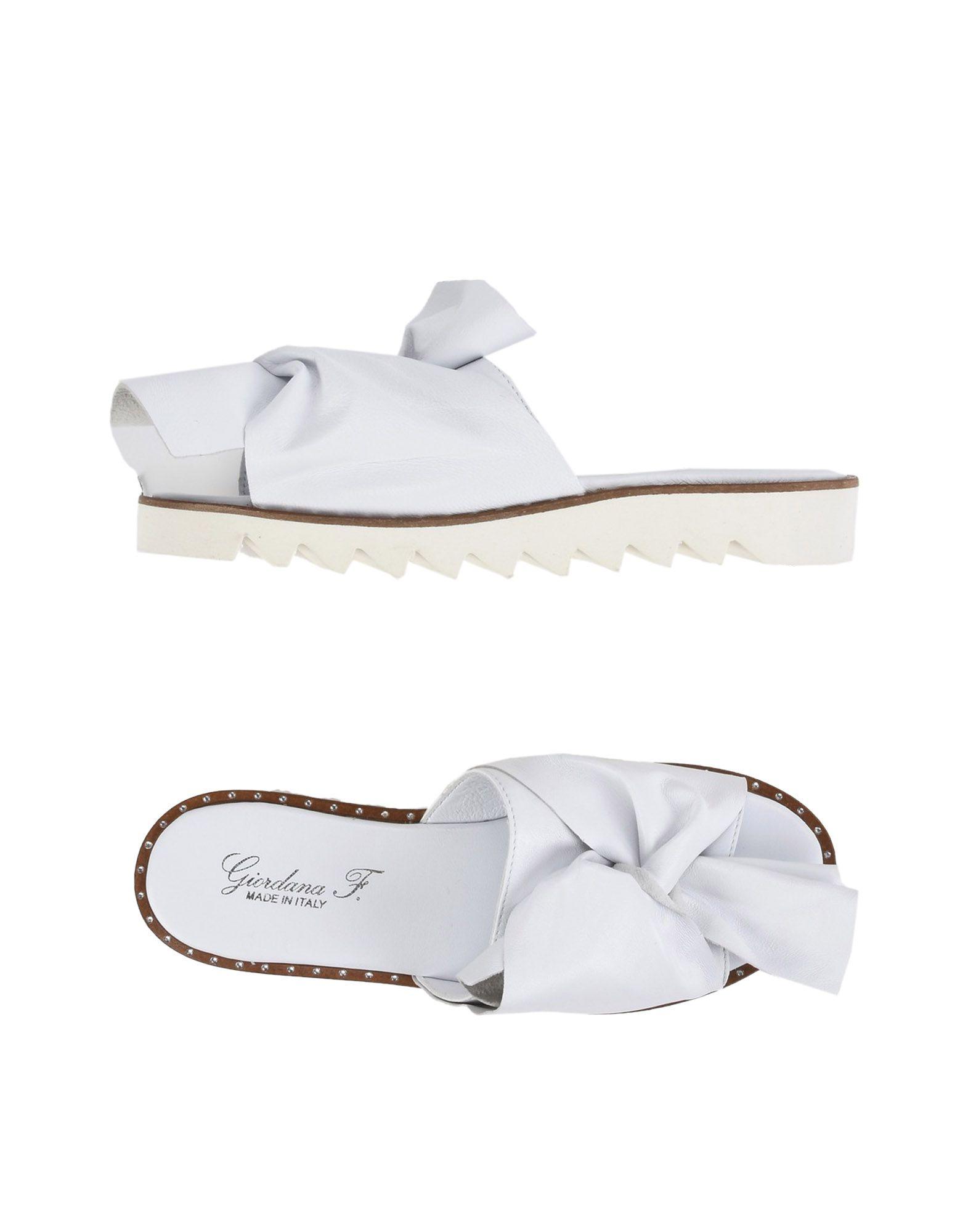 GIORDANA F. Сандалии giordana f сандалии