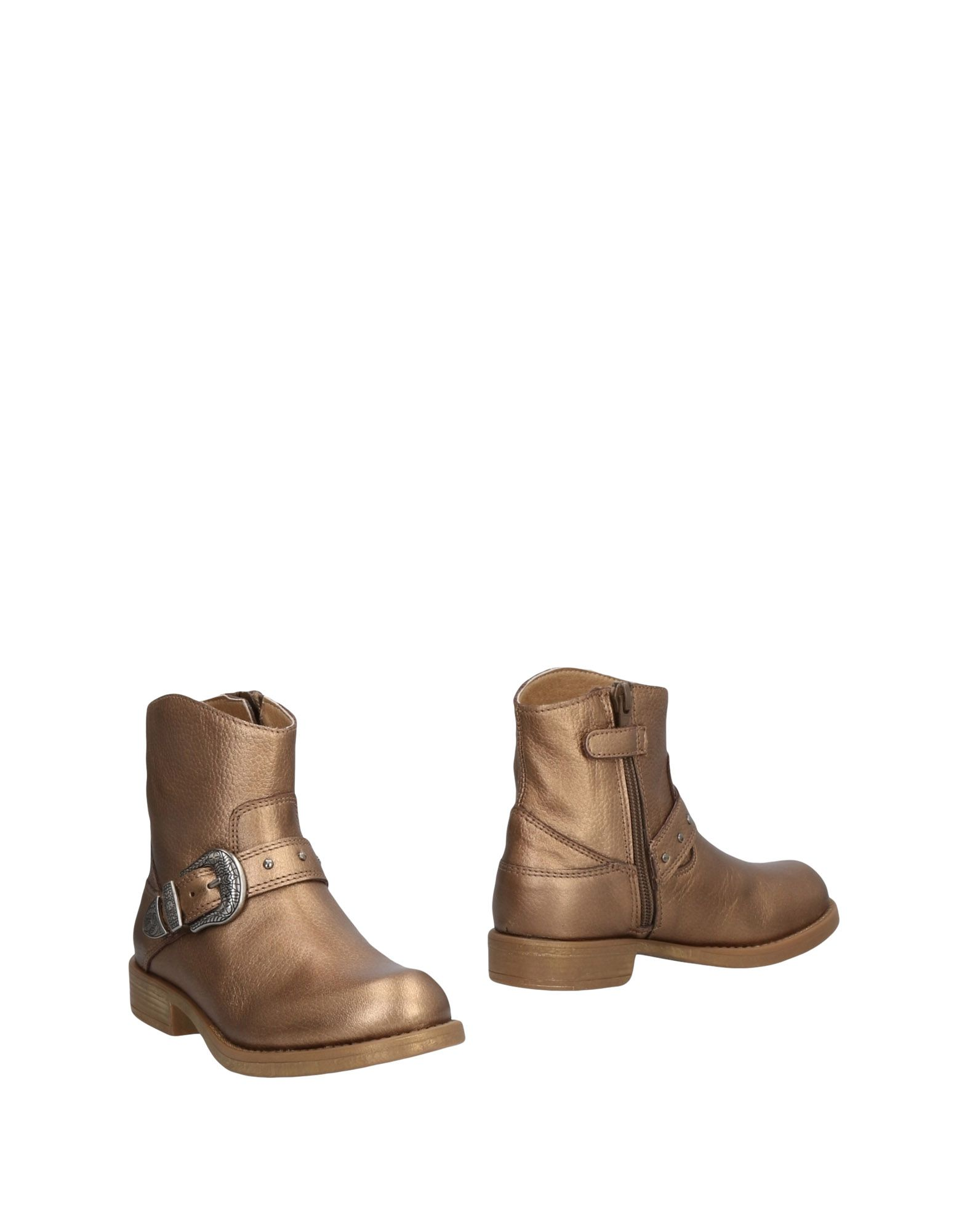 UNISA Ankle Boot in Copper