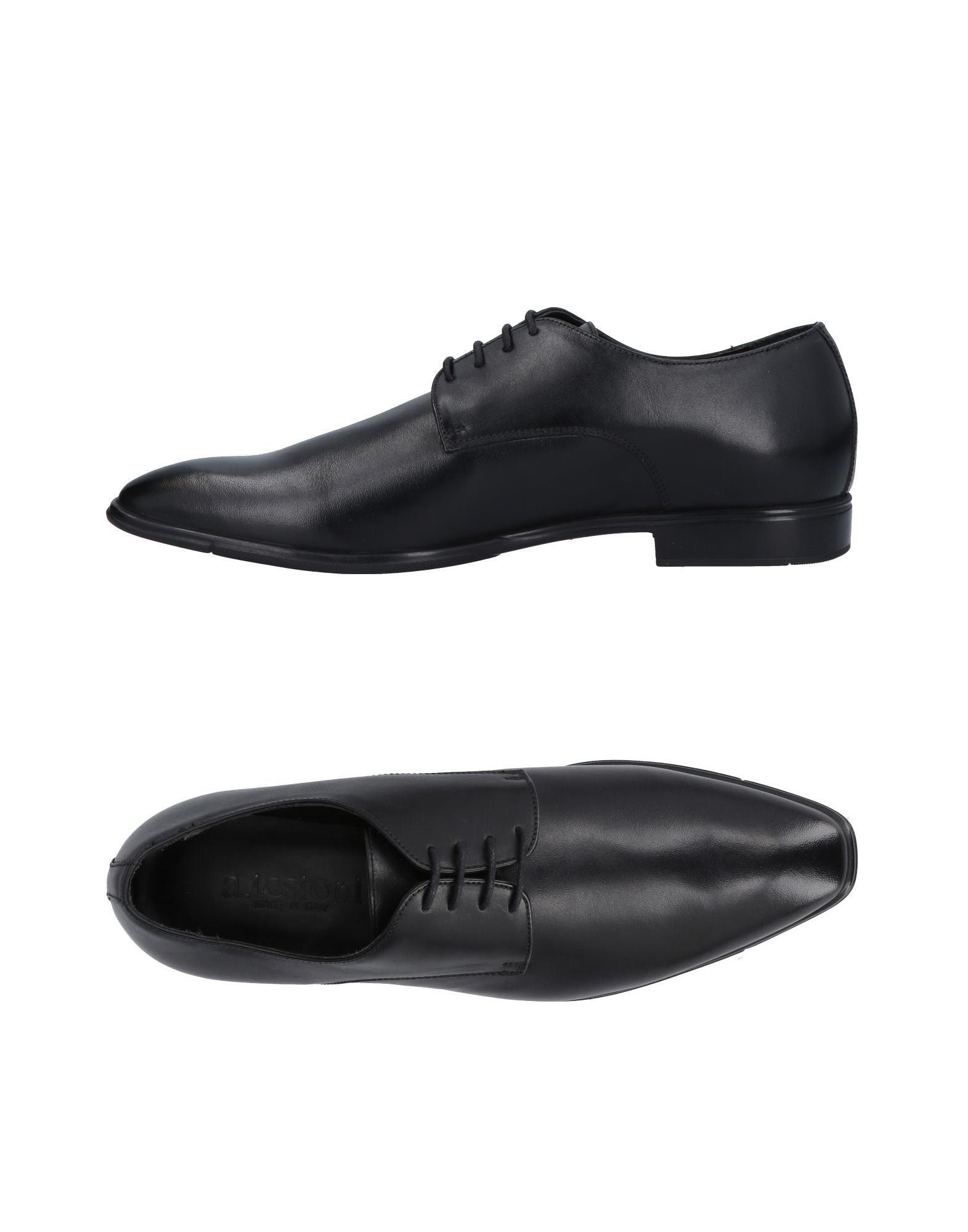 A.TESTONI Обувь на шнурках мужская обувь