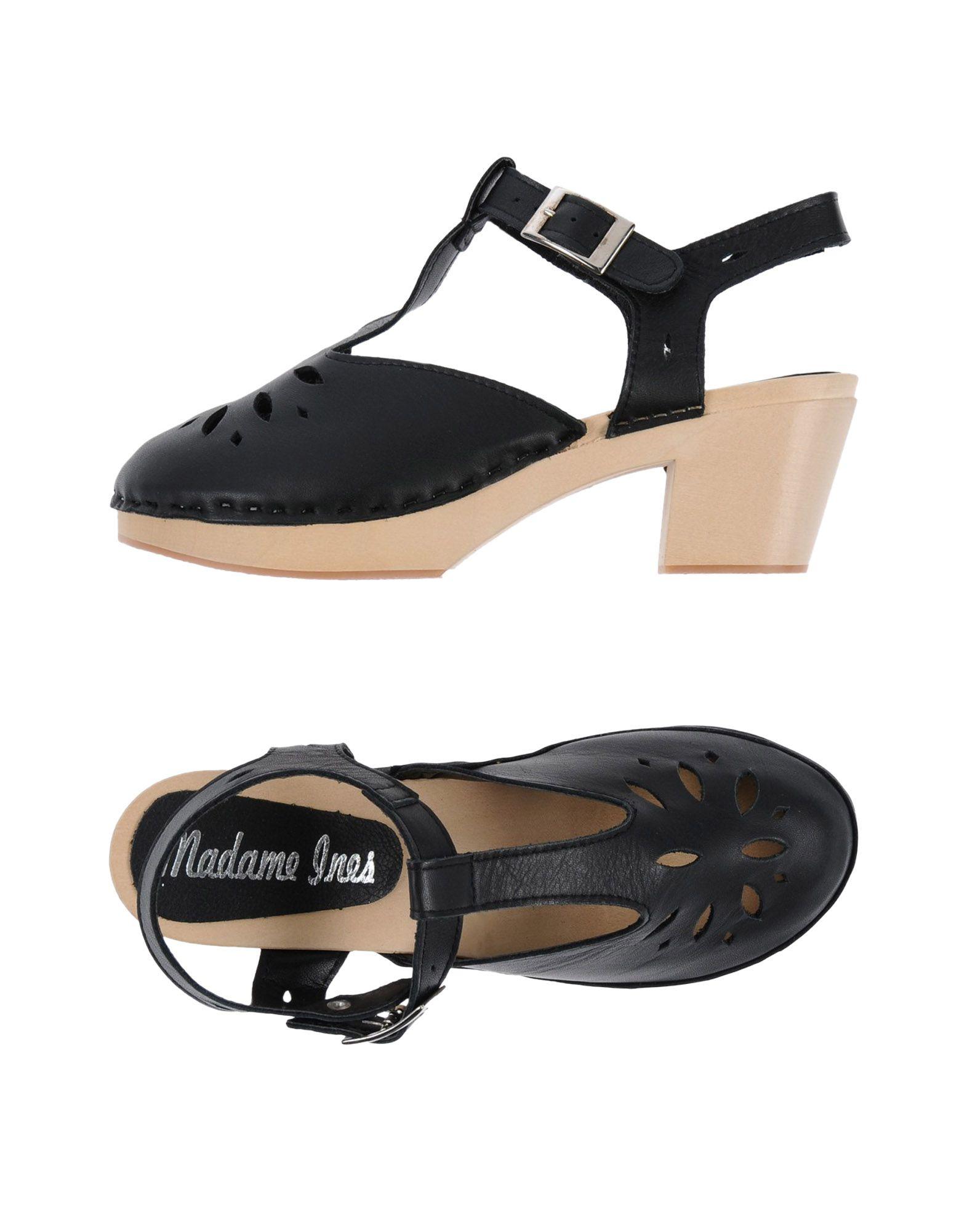 MADAME INES Туфли цены онлайн