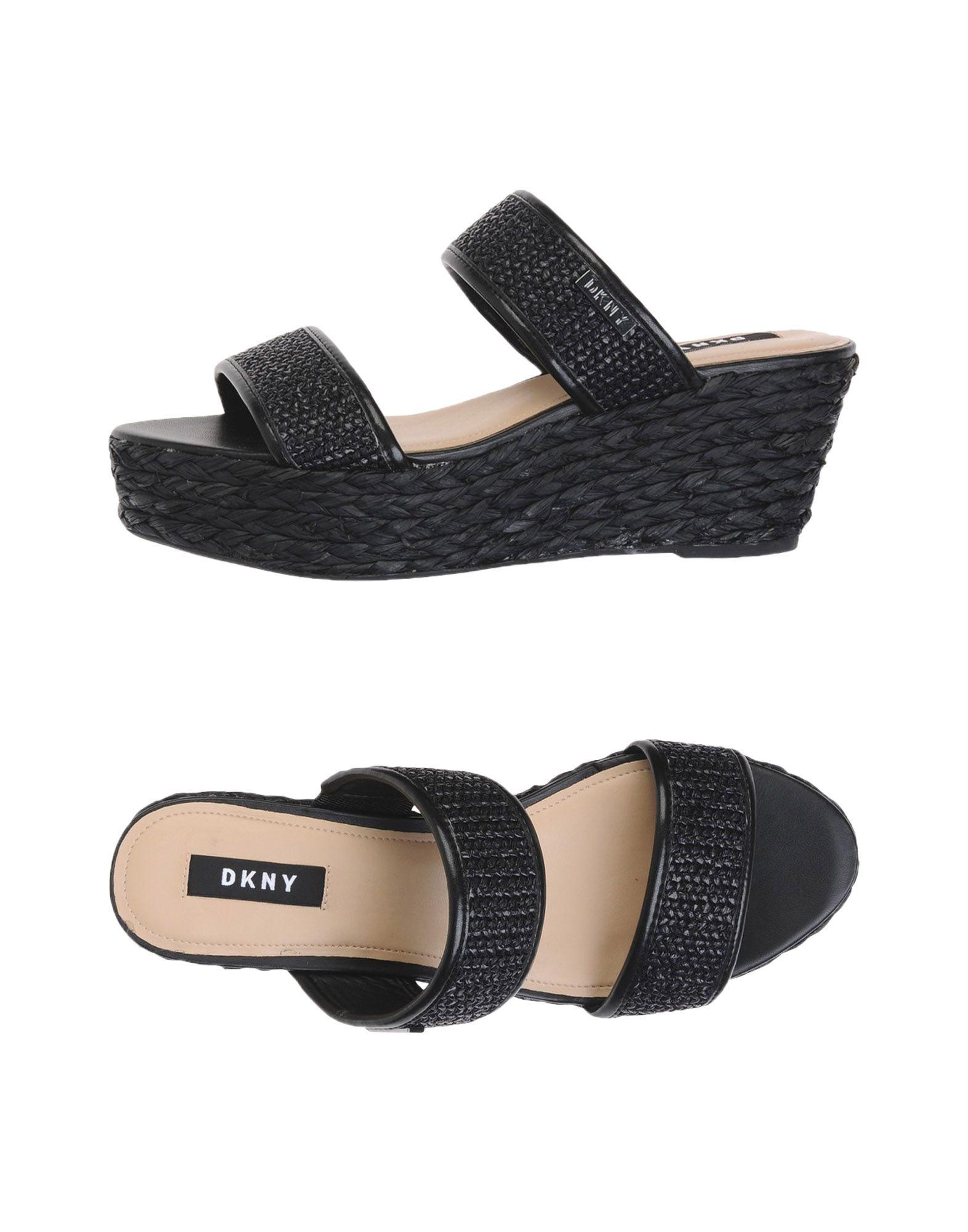 Фото - DKNY Сандалии обувь на высокой платформе dkny