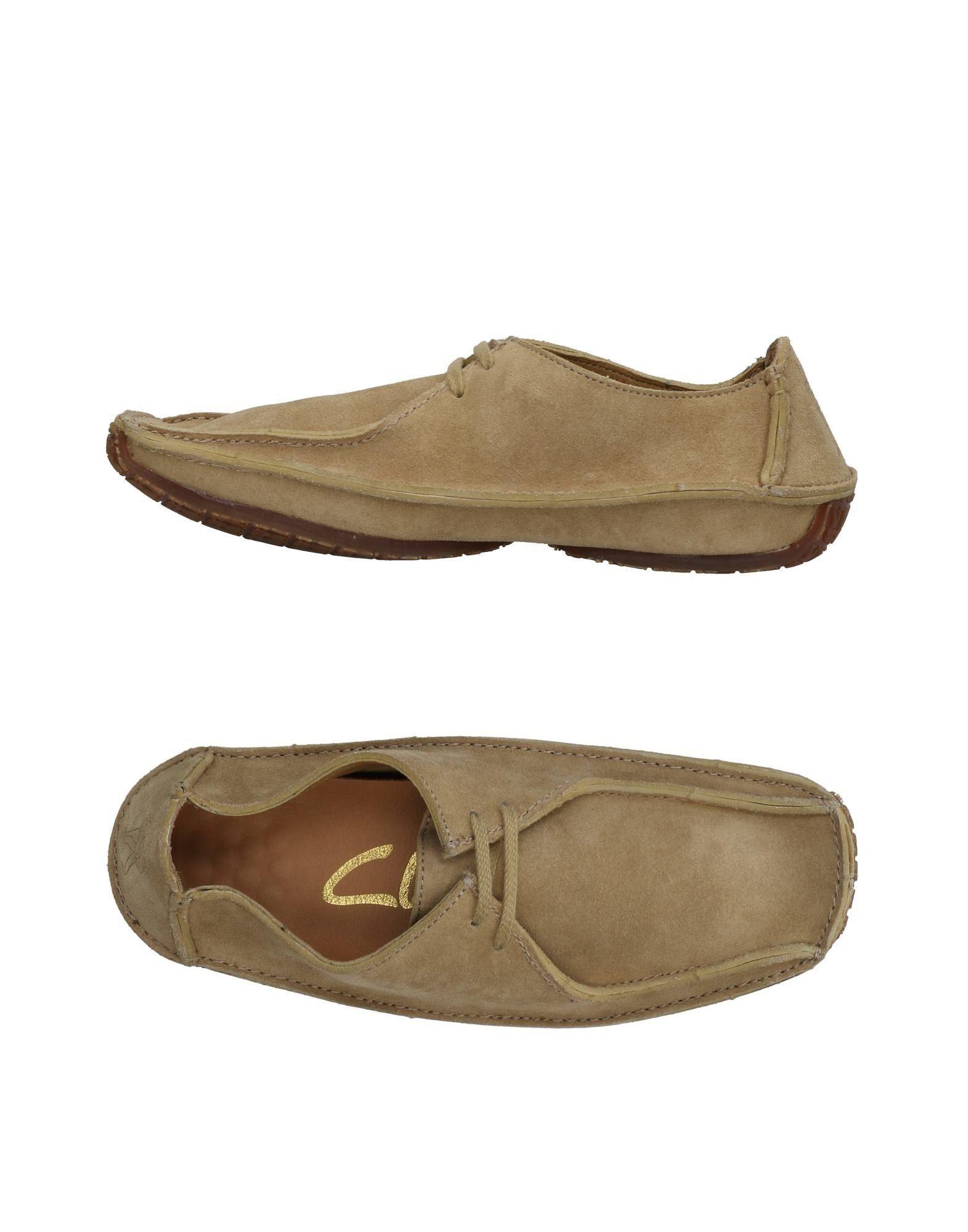 CLARKS ORIGINALS Обувь на шнурках цены онлайн