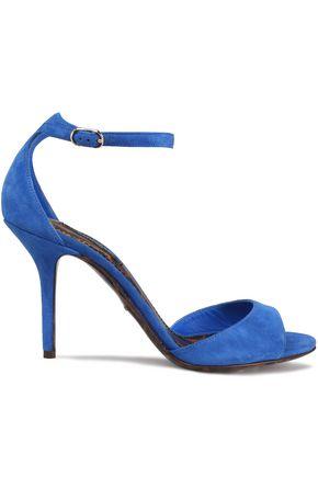 DOLCE & GABBANA Suede sandals