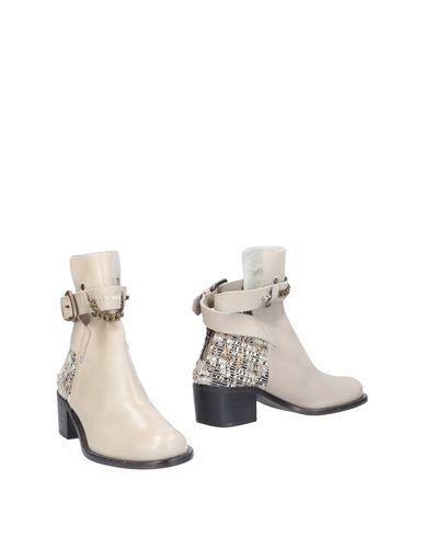 zapatillas PLOMO Botines de ca?a alta mujer