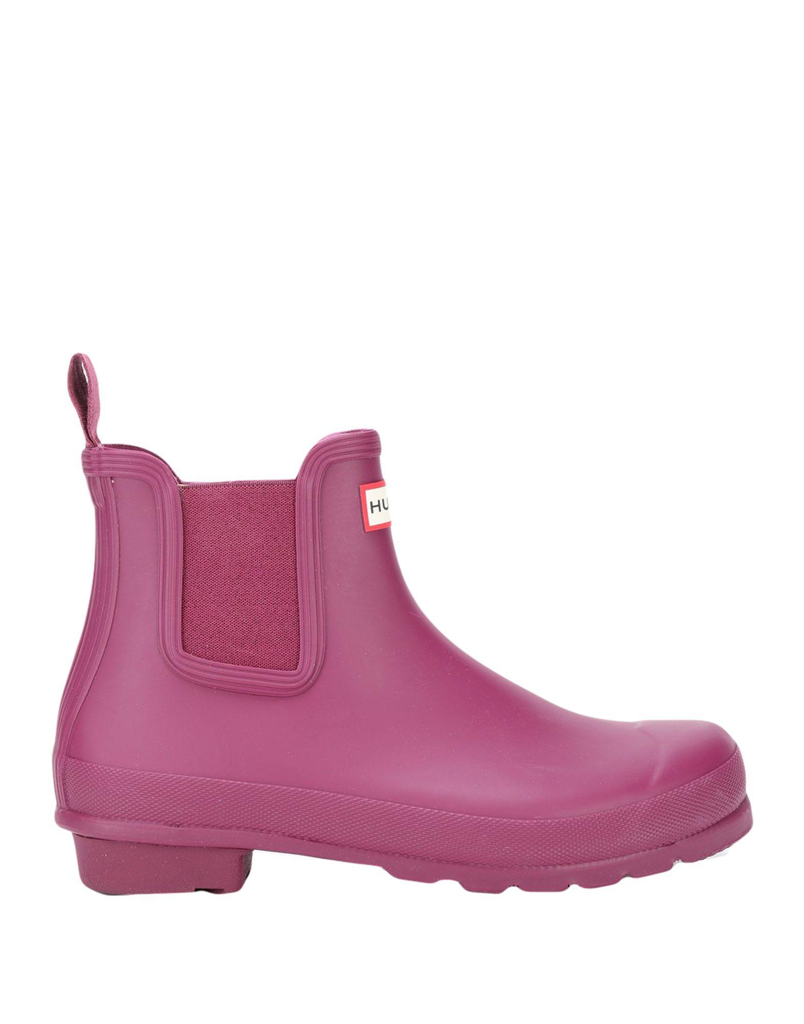 HUNTER Полусапоги и высокие ботинки ecco® полусапоги и высокие ботинки