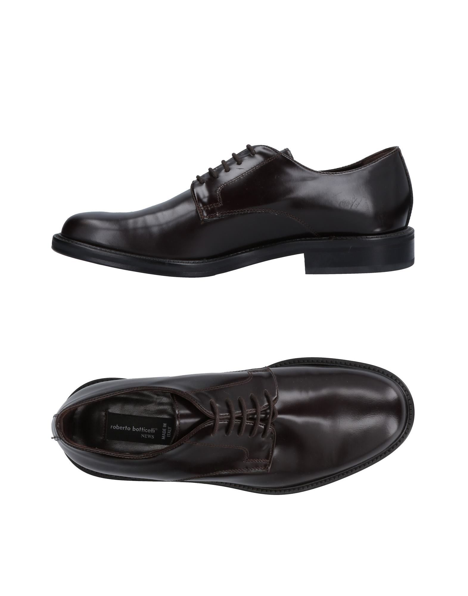 Roberto Botticelli Chaussures À Lacets qYCTl3N