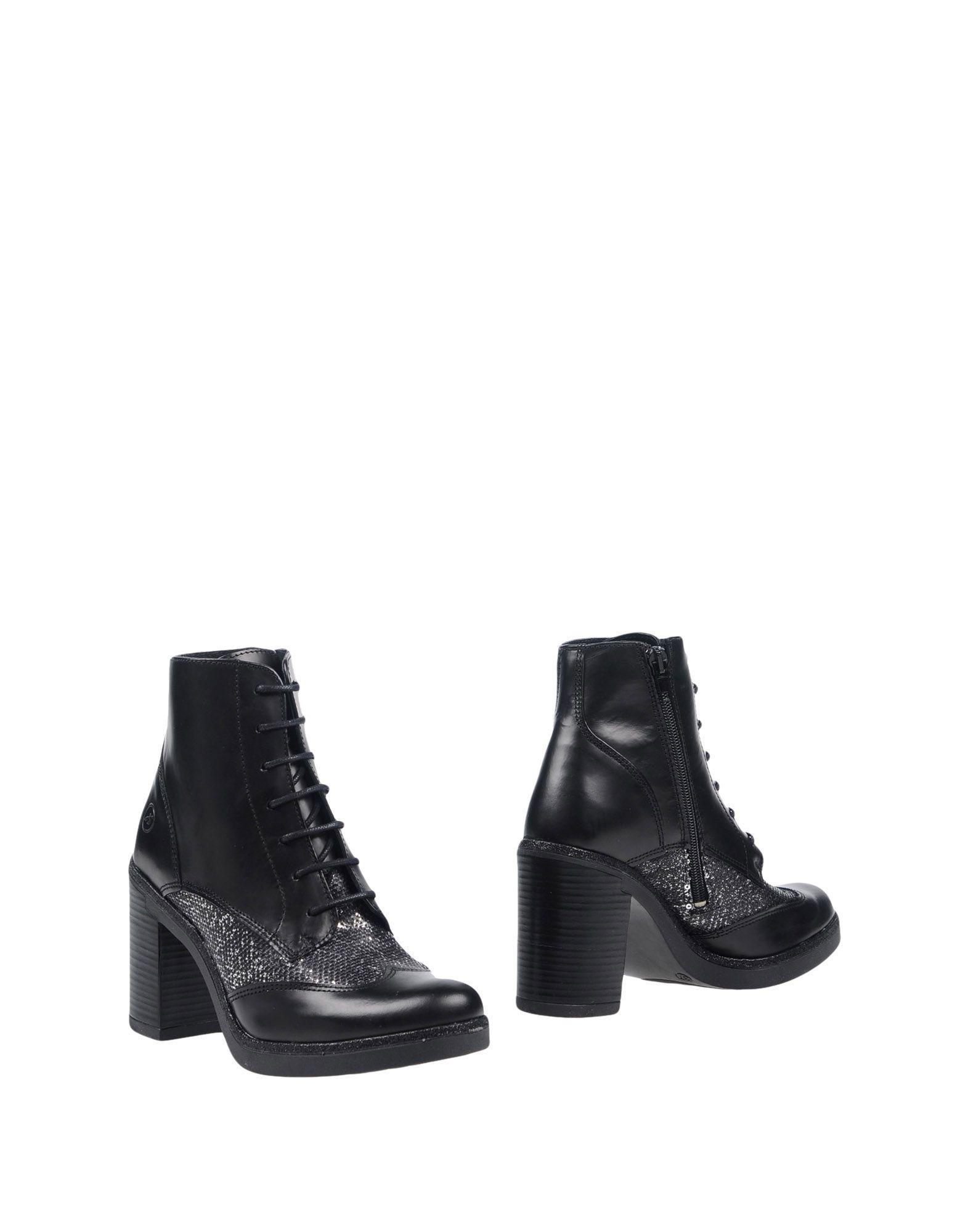 BRONX Полусапоги и высокие ботинки boots bronx ботинки на каблуке page 3