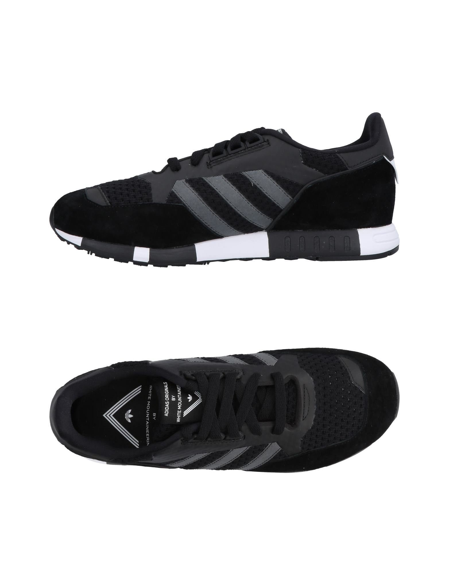 ADIDAS X WHITE MOUNTAINEERING Sneakers in Black