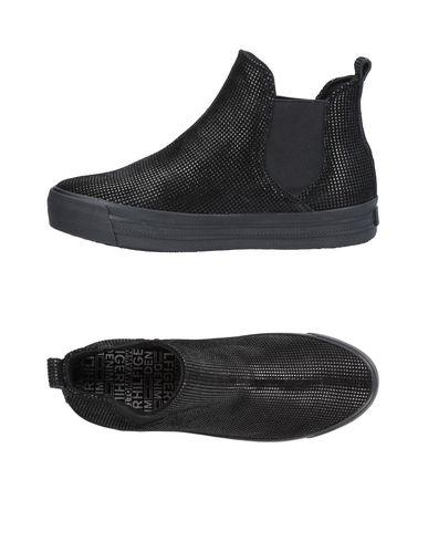 zapatillas TOMMY HILFIGER DENIM Sneakers abotinadas mujer