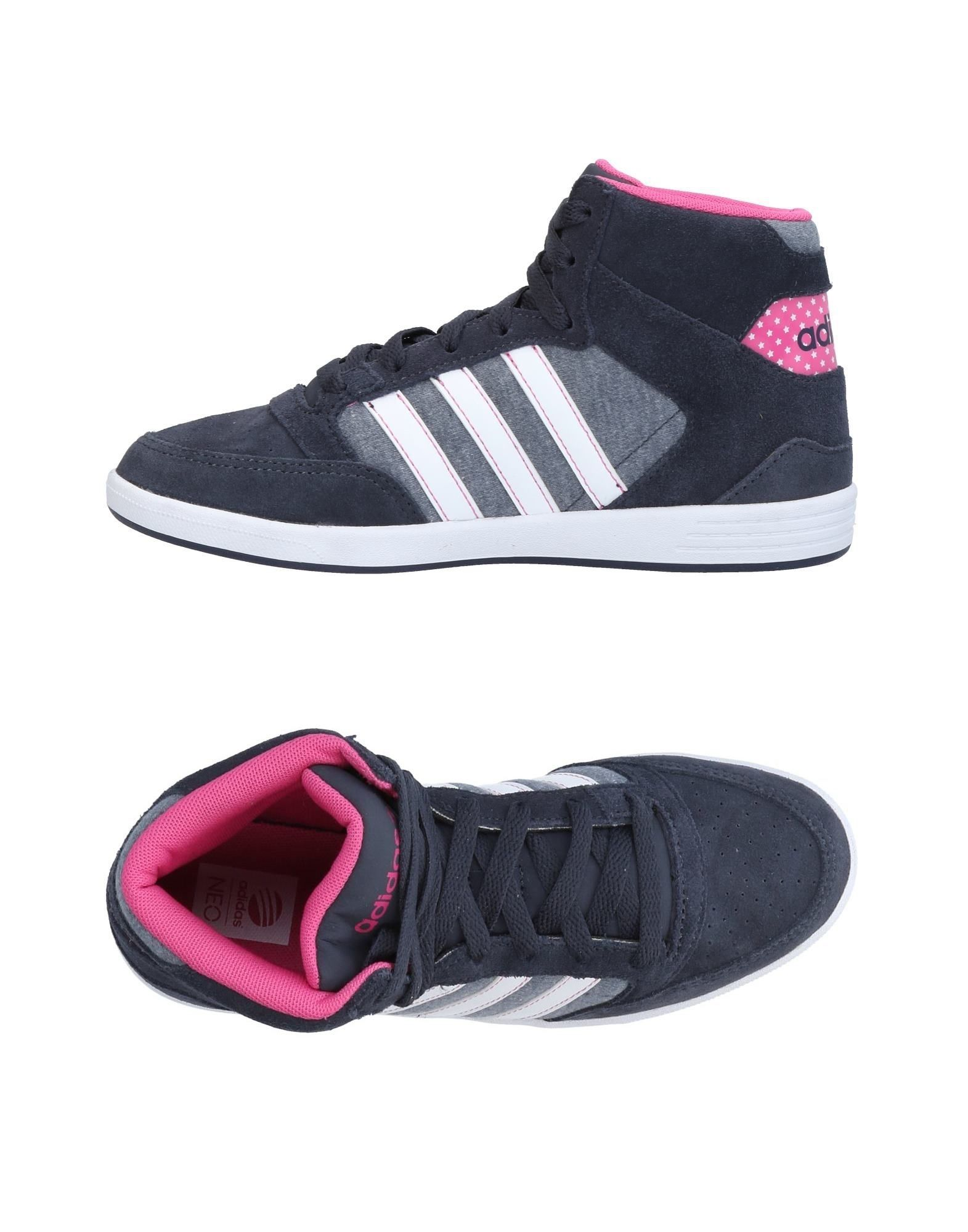 ADIDAS NEO Высокие кеды и кроссовки adidas neo adidas neo ad003emfsg33