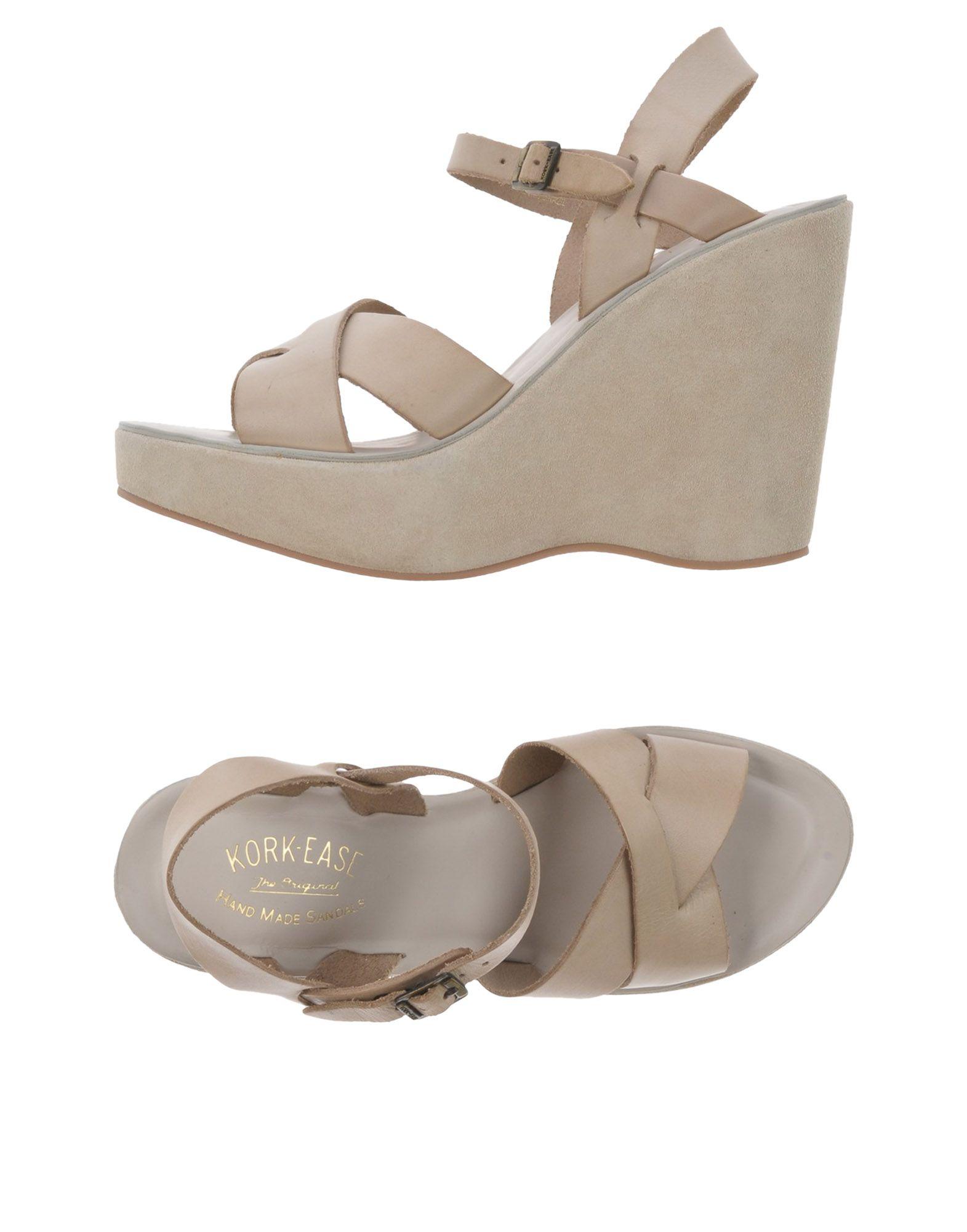KORK-EASE Sandals in Beige