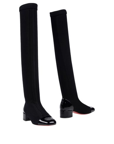 zapatillas CHRISTIAN LOUBOUTIN Botines de ca?a alta mujer