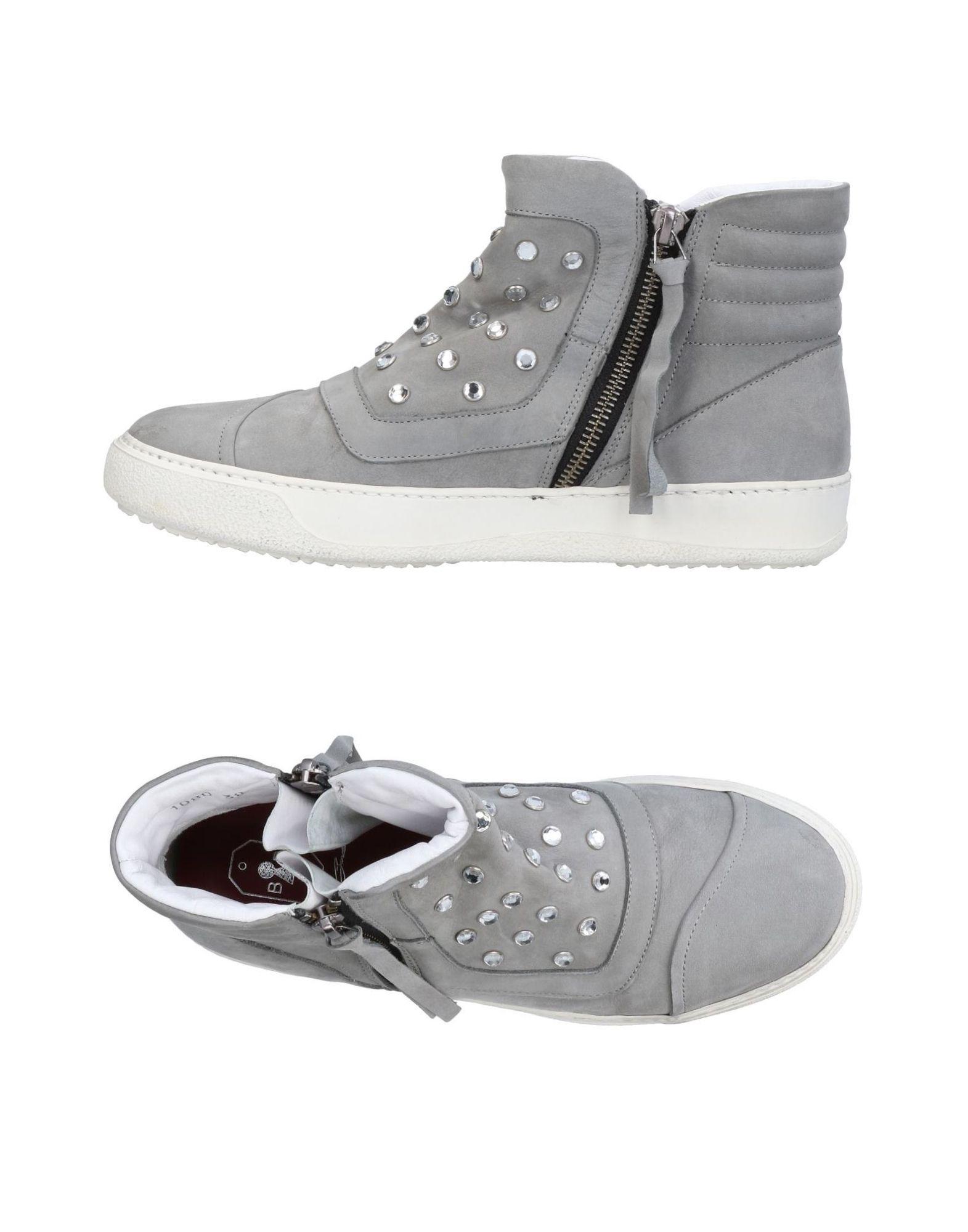 B&B Высокие кеды и кроссовки eulalia b