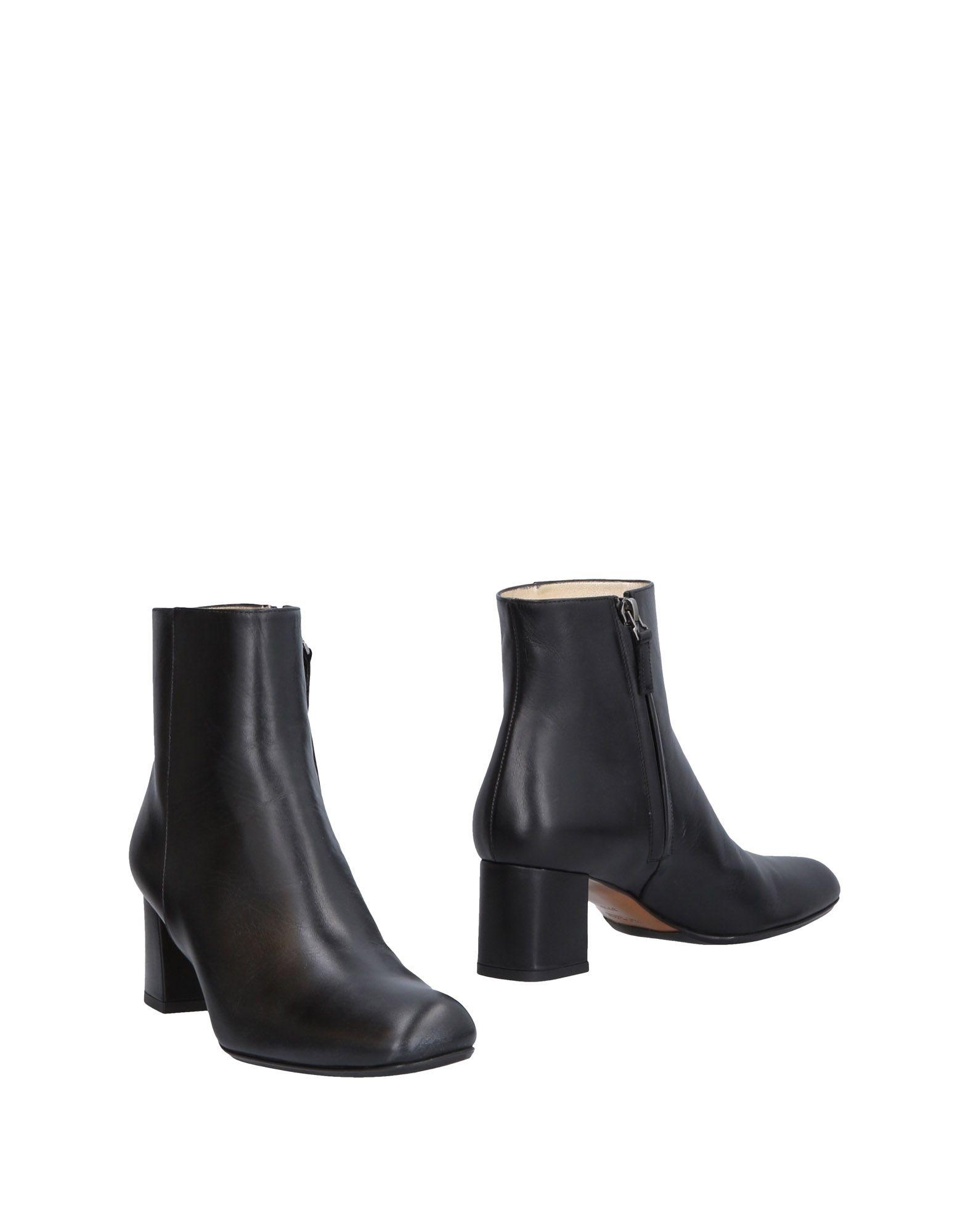 ANTONIO BARBATO Полусапоги и высокие ботинки цены онлайн