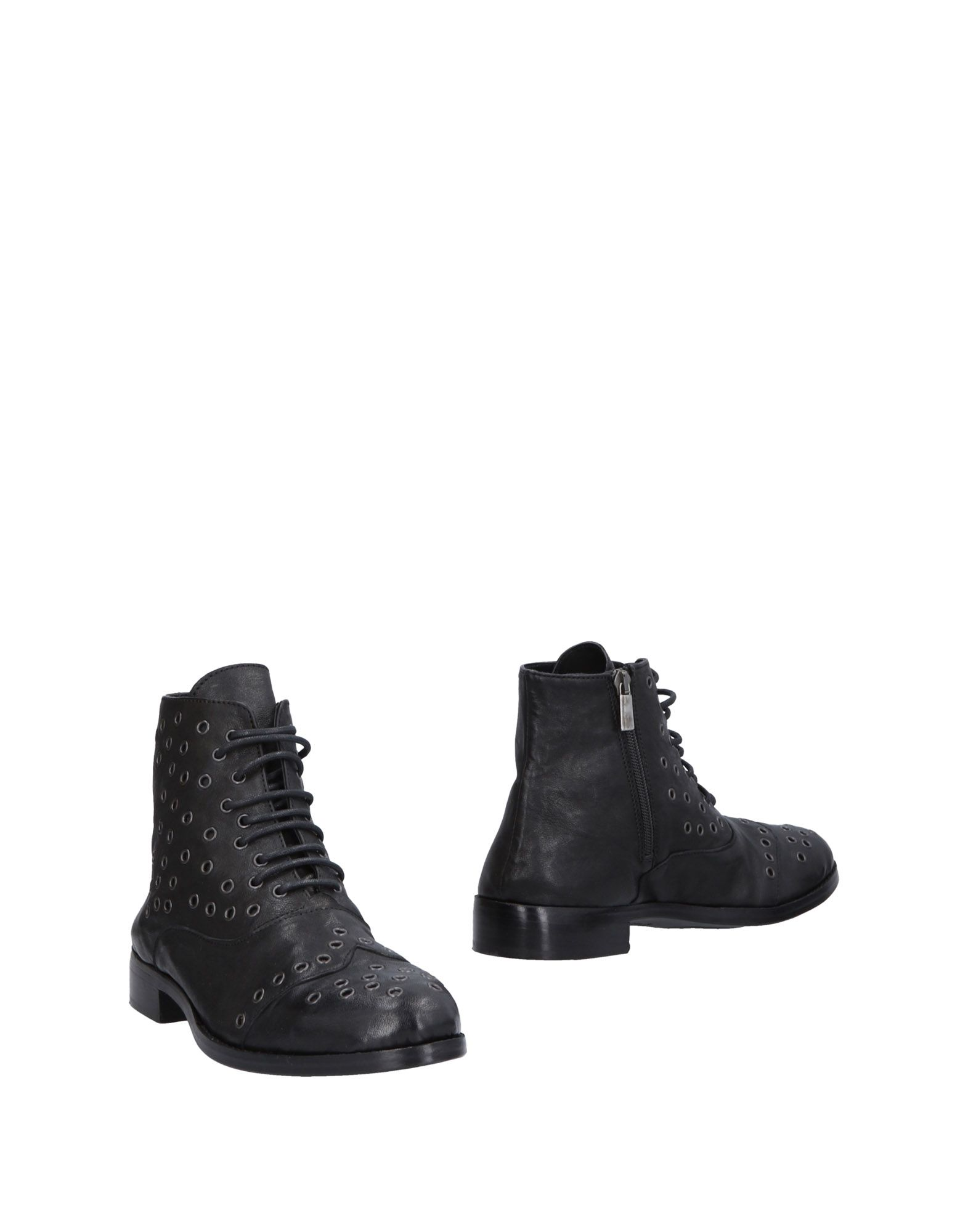 KUDETÀ Полусапоги и высокие ботинки ботинки из кожи 26 39